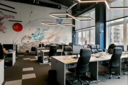 Levi9 inspiring offices